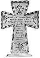 Communion Message Cross