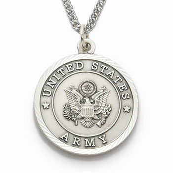 St. Michael Army Necklace
