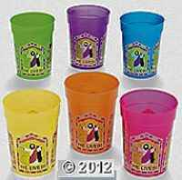 Christian Plastic Cups