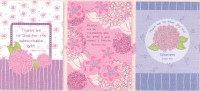 Baby Blessings 12 Note Card Set