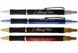 Man of God Executive Pens
