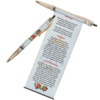 Guardian Angel Hail Mary Message Pens Catholic