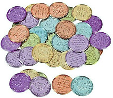 Kindness Coins (Pkg of 144)