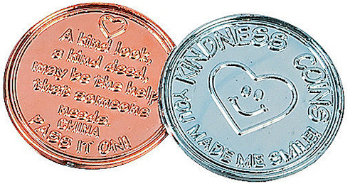 Acts of Kindness Coins