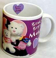Beary Best Mom Mug Gifts