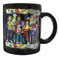 Classroom Kids Picture Mug