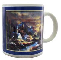 Morning of Hope Church Picture Mug