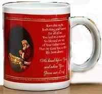 Adoring Santa Christmas Mug Gift