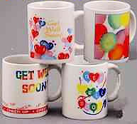 Get Well coffee cup. mug