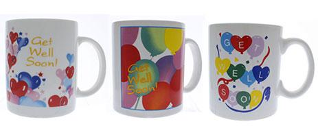 Get Well Soon Coffee Mug