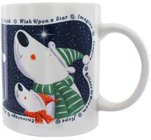 Believe Mug & Notepad Christmas Gift set