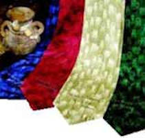 Jars Men's Silk Neck Tie in 4 Colors
