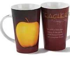 Teacher Caring Ceramic Latte  Mug