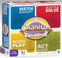 Cranium Bible Edition Board Game