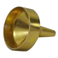 Tiny Metal Golden Funnel