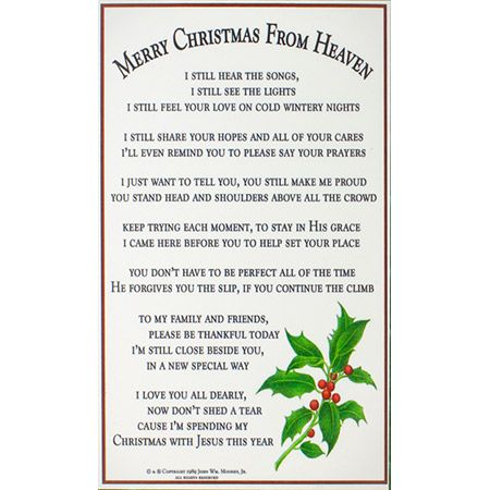 Christmas From Heaven.Merry Christmas From Heaven Wood Sign