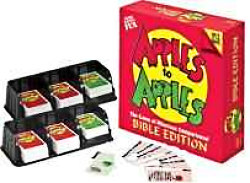 Apples to Apples� Bible Edition Games
