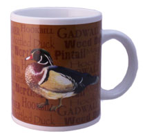 Duck Hunter's Ceramic Mug