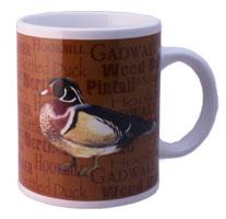 Duck Hunter's Ceramic Mug