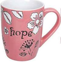 Fruits Of The Spirit HOPE Mug