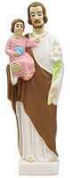 St. Joseph & Baby Jesus Statue