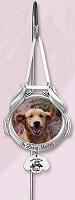 Dog Garden Memorial Marker