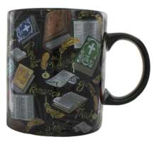 Books of the Bible Ceramic Coffee Mug