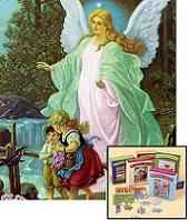 Guardian Angel  Jigsaw Puzzle 100 Piece
