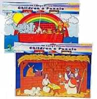 Christian Religious Puzzles Assorted