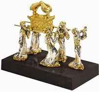 Ark of the Covenant Mini Statue
