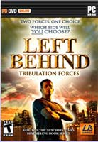 Left Behind Tribulation Forces PC-DVD-ONLINE Game