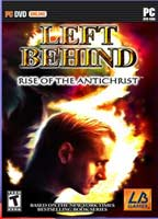 Left Behind 3 Rise Of The Antichrist PC DVD Game