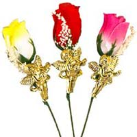 Guardian Angel Rose 7 Tall Gift Rose