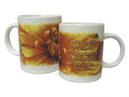 Praise You Lord Bible Quote Mug