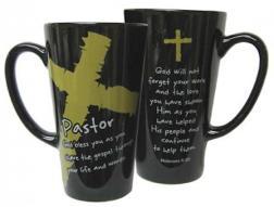 Pastor's God Bless You 16 Ounce Mug