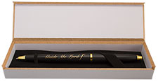 Wood Pen Gift Presentation  Box