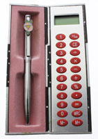 Magic Case Calculator and Pen