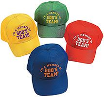 Member of God's Team Hat