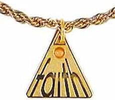 Faith Mustard Seed Bracelet Gold Designer