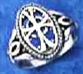 Antique Cross Ring Womans Mens