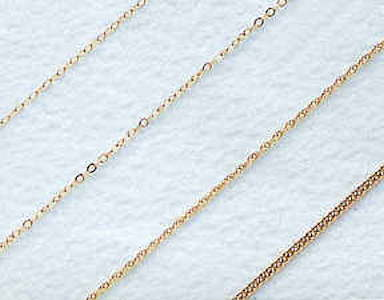 Gold Neck Chains 14K