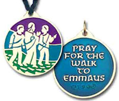 Walk to Emmaus Necklace