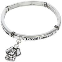Angel Blessing Bracelet, Angel Charm