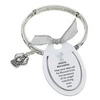 Angel Blessing Bracelet, Angel Charm