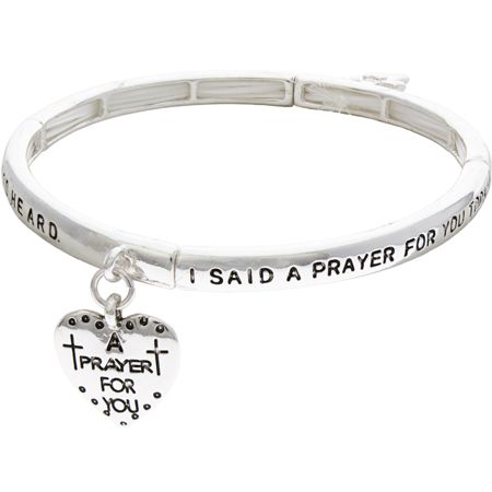 I Said a Prayer For You Today Bracelet