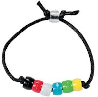 Salvation Bead Bracelet Kits (Pkg of 12)