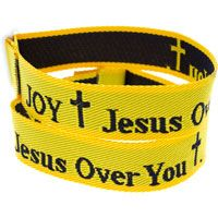 Joy Bracelets Jesus Over You Bracelets