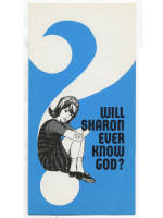 Will Sharon Ever Know God Leaflets (Pkg of 100)