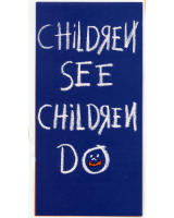 Children See, Children Do Church Leaflet (Pkg of 100)