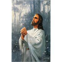 Jesus Praying Postcards (Pkg of 50)